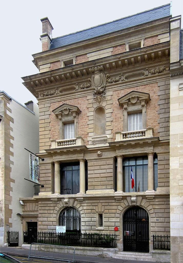 muzeum Gustave Moreau wParyżu