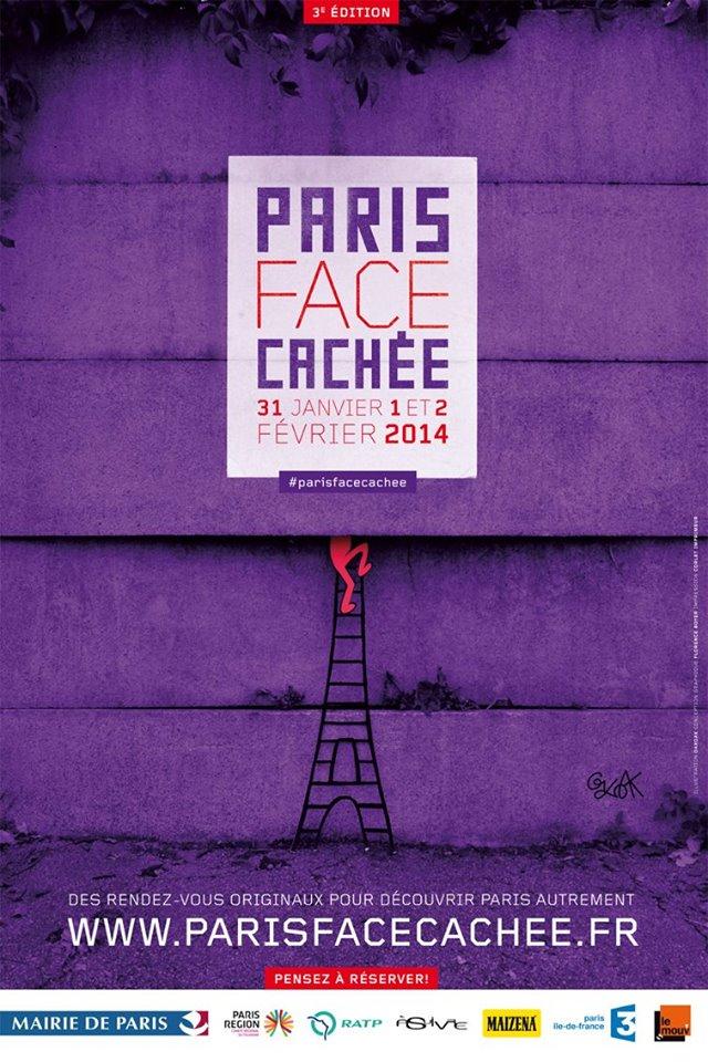 nieznane miejsca Paryża,  tajemnicze zakątki wParyżu,