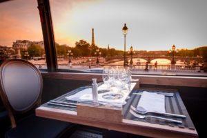 Bustronome w Paryżu