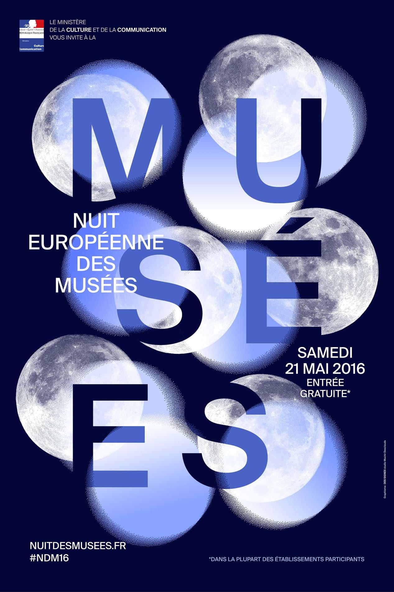 XII edycja paryskiej Nocy Muzeow