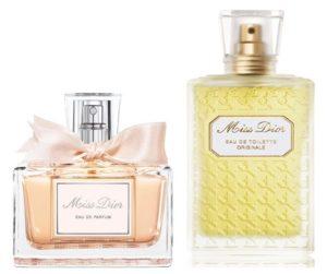 Były sobie paryskie perfumy-miss-dior