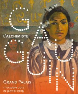Gauguin wGrand Palais wParyzu