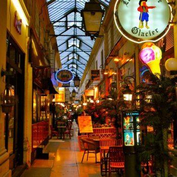 Pasaże Paryża – znacie ich sekrety ?