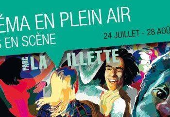 Kino na świeżym powietrzu w Paryżu