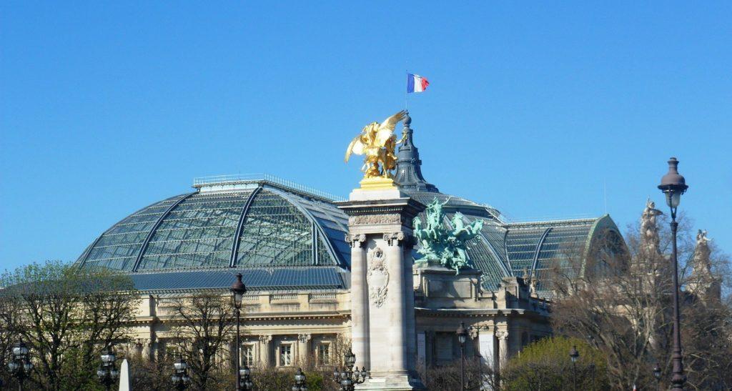 Grand Palais wParyżu
