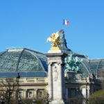 Grand Palais w Paryżu