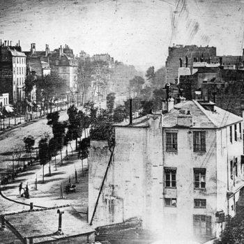 pierwsze zdjęcie Paryża