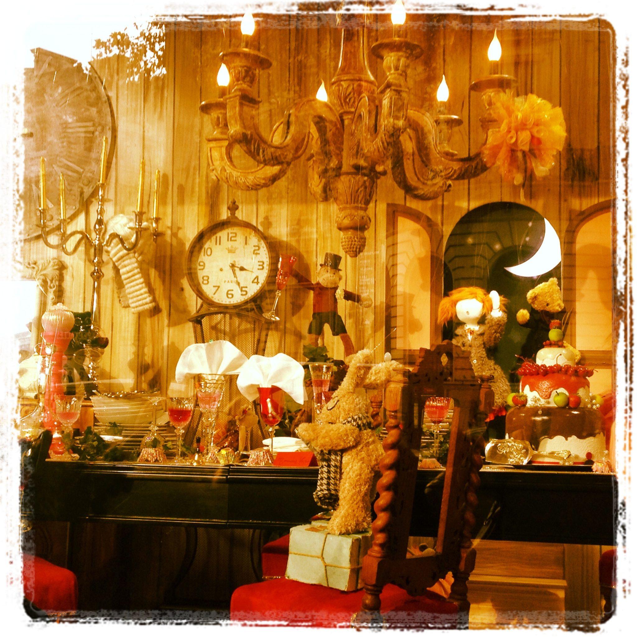 Paryski sezon bożonarodzeniowy