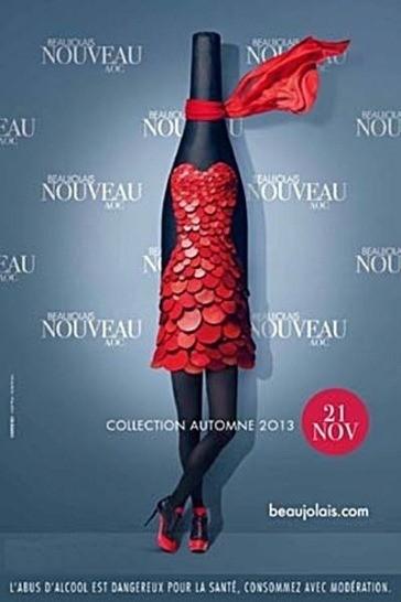 Listopad w Paryżu odcinek II czyli Beaujolais Nouveau 2013