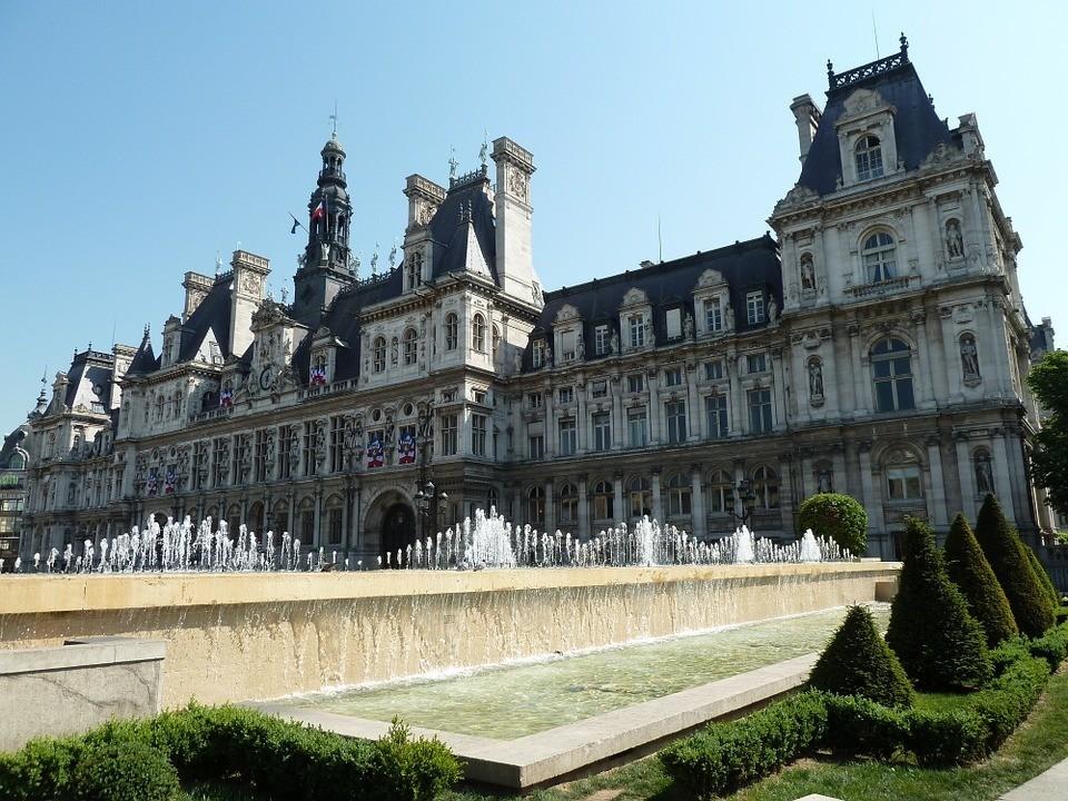 Paryski Ratusz – czyli Hotel de Ville
