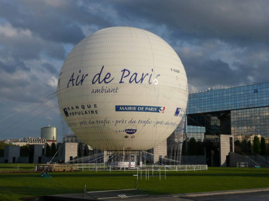 Paryski balon