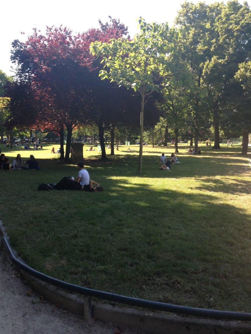 Piknik w Paryżu? dlaczego nie…
