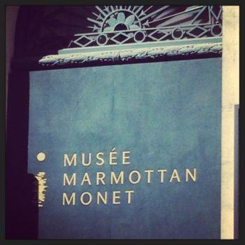 muzeum Marmottan w Paryżu