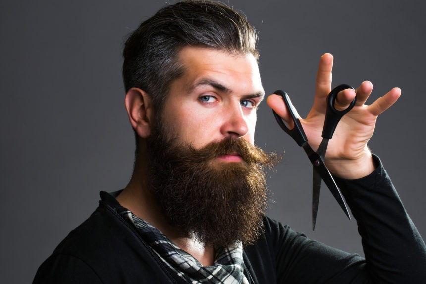 """Paryski…""""golibroda""""czyli barber-shop w Paryżu"""