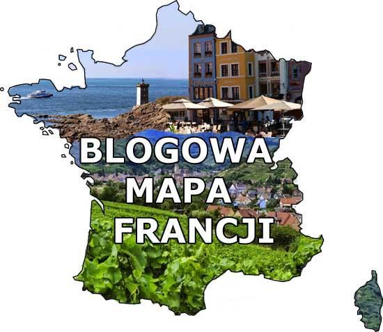 Blogowa Mapa Francji