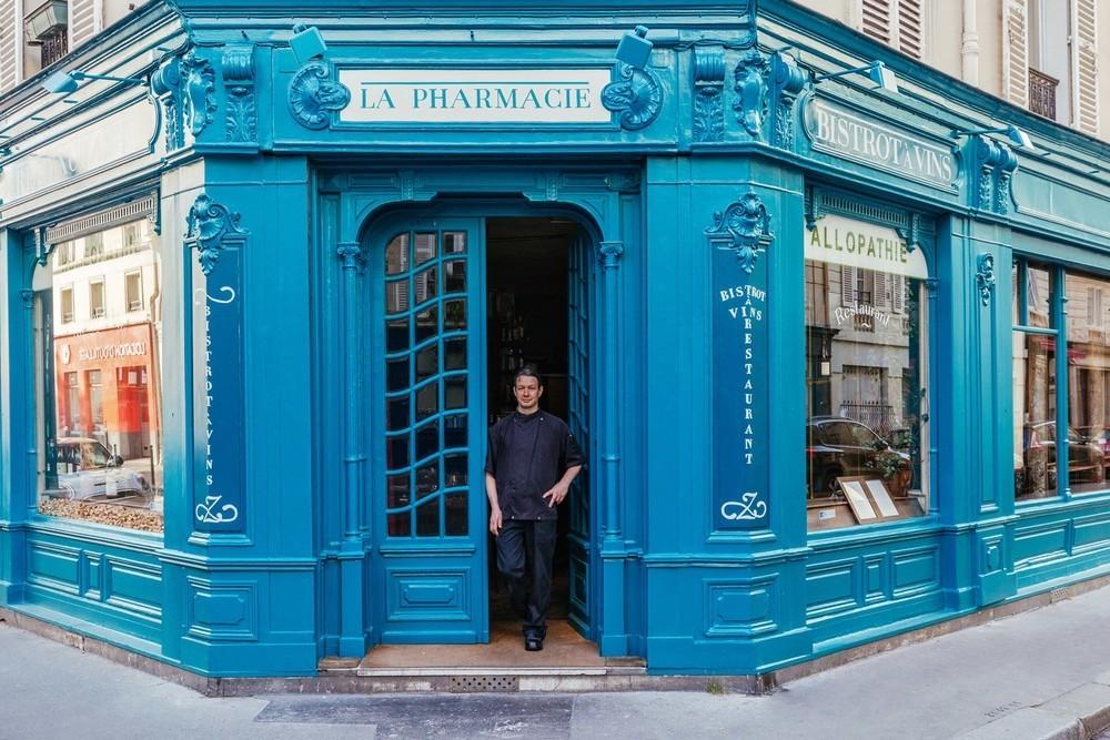 Paris Re-tale