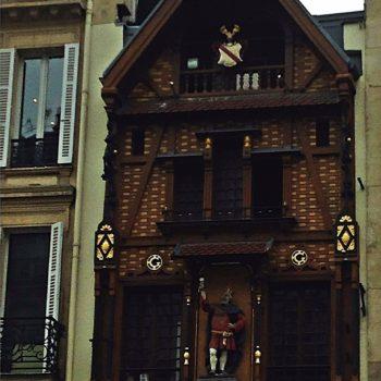 Wyjątkowy paryski fast food