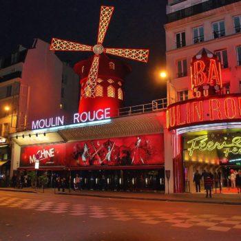 Dlaczego Moulin Rouge ?