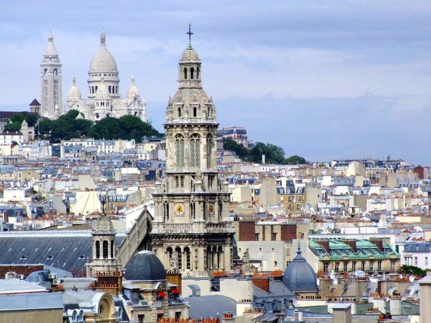 Wycieczka po paryskich kościołach