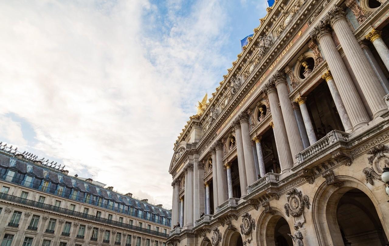 Sufit paryskiej Opery