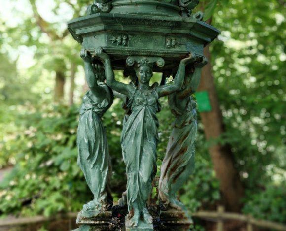 Fontanny Wallace'a w Paryżu – co warto wiedzieć …