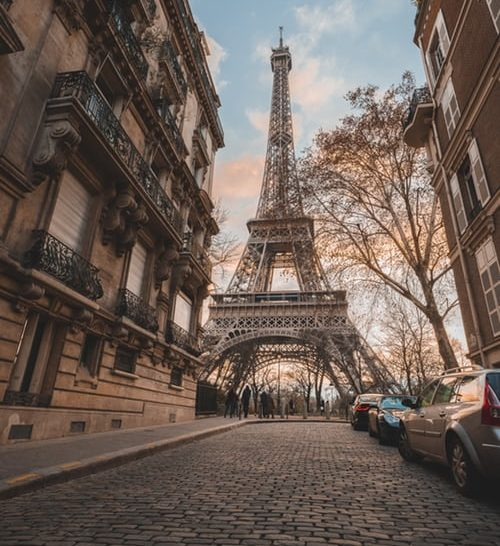Co warto zobaczyć w Paryżu kiedy jest  pogoda