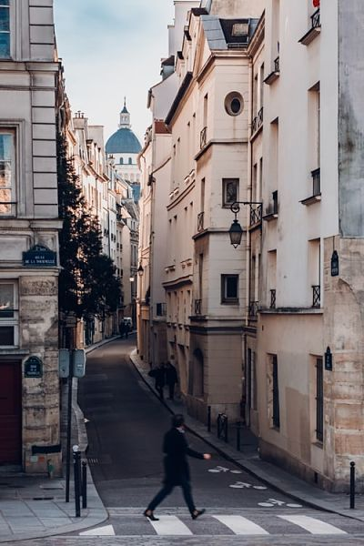 a może spacer po Paryżu?