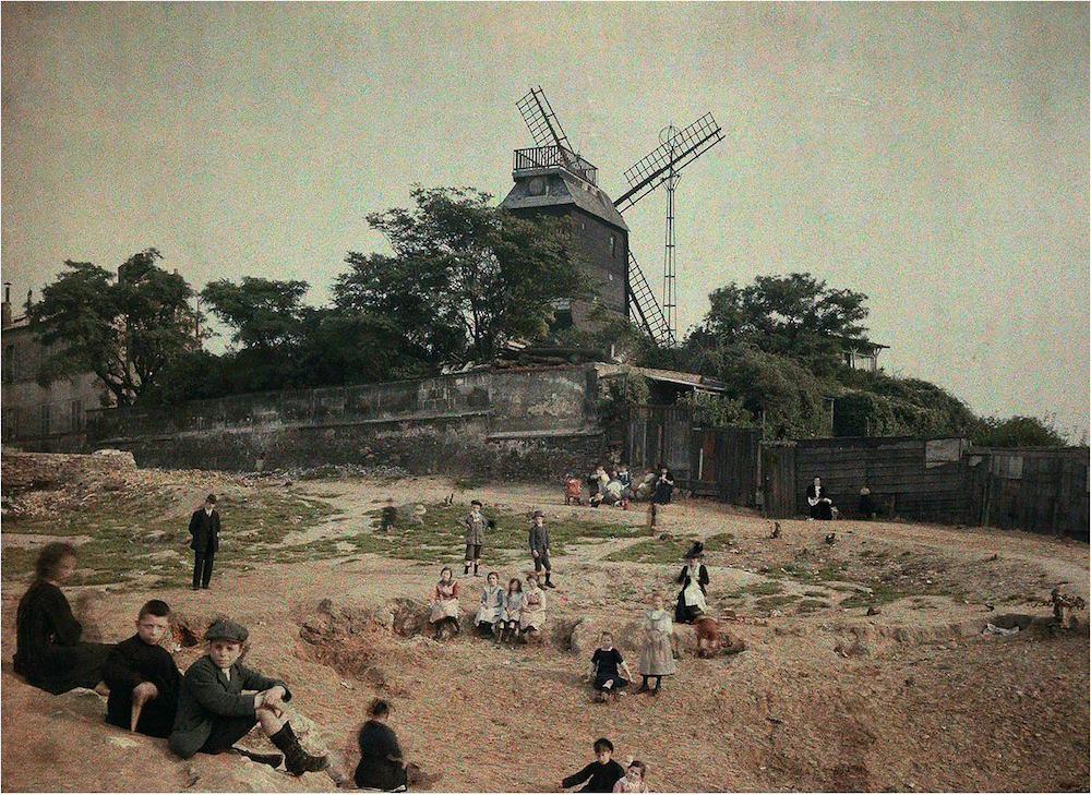 Montmartre od początku XX wieku